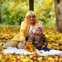 Осень :: Мария Лушпенко