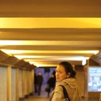 Прогулка по осеннему Питеру :: Екатерина Комарова (Седых)