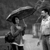 Под дождём 3 :: Александр Гиренко