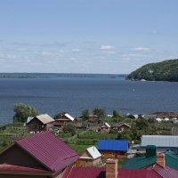 Остров-град Свияжск. :: Ирина Киямова