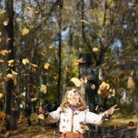 Осенняя пора! Очей очарованье... :: Альбина Хамидова
