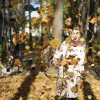 В золоте листвы... :: Альбина Хамидова