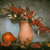 Осень. Октябрь. :: Анна Тихомирова