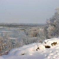 Зима вид с китайки :: Светлана Ропина