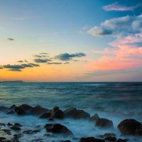 Критский закат :: Pavel Anikin