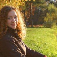 Красивая осень :: Елизавета Зуева