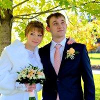 Наталья и Андрей :: Анастасия Сучкова