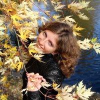 настроение осень.... :: Людмила Дрозд