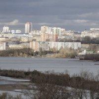 Берега, берега... :: Сергей Яценко