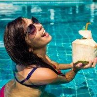 кокосовое настроение :: Юлия Люлькина