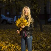 осень :: Юлия Трибунская