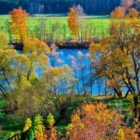 Осень в Архангельском. :: Edward J.Berelet