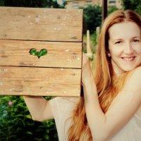 Деревянная ЛЮБОВЬ! :: Мария Дулепова