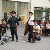 Германия,Хайдельберг,Артисты из Белоруссии :: Vitaliy Korbut