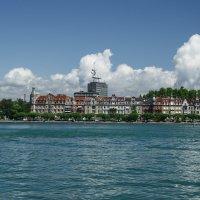 Германия ,Констанц, набережная Бодензее :: Vitaliy Korbut