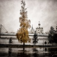 Солотчинский монастырь ... :: Роман Шершнев