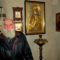 Старожил сельского храма :: Владимир Нев