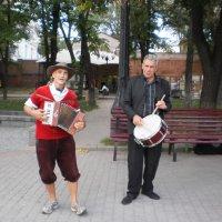 Играй, гармонь! :: Наталья Тимошенко