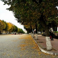 Сентябрьский бульвар :: Александр Петряев