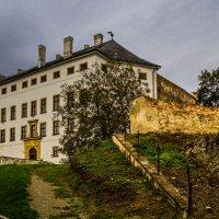 Замок Усов Чехия :: Василий Игумнов