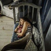 девушки - это нежность. :: Дмитрий Седых