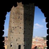 Вид из окна соседней башни :: Виталий Петухов
