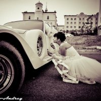 Свадьба :: Андрей Пашко