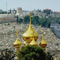 Иерусалим :: Михаил Рогожин