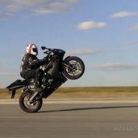 Biker :: Yevgeny Mukanov