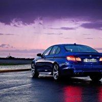 BMW M5 :: Yevgeny Mukanov