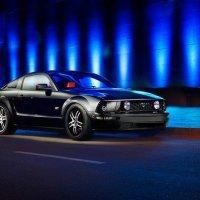 Ford Mustang :: Yevgeny Mukanov