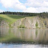 река Томь :: Алена ღ