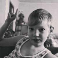Егорка :: Елена Бобичева