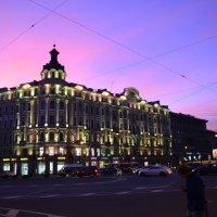 Вечер на Петроградской... :: Владимир Павлов