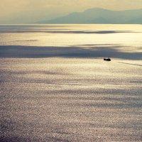 Over sea :: Тимофей Астахов