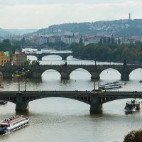 Мосты :: Nina A