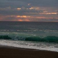 Восход солнца :: Witalij Loewin