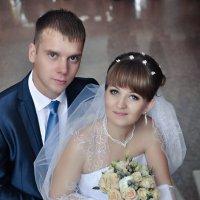 Настя и Женя :: Римма Федорова