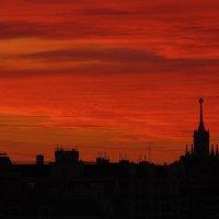 Красная Москва :: Зоя Ципельштейн