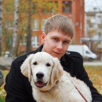 Мой четвероногий друг :: Сергей Горбенко