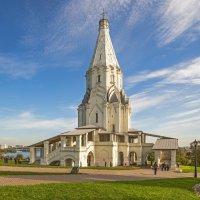 Церковь Вознесения Господня в Коломенском :: Виктор Тараканов