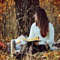 Осень, греет душу) :: Дарья Мельникова