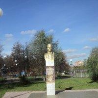 Памятник Митрофанову г. Люберцы :: Ольга Кривых