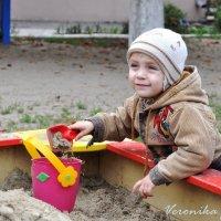 в песочнице :: Вероника Подрезова