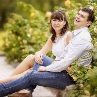 Денис и Ольга :: Александр и Лариса Коноплины