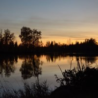 Осенние сумерки :: Lina Liber