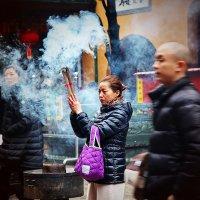 Пекин...Китай. :: Александр Вивчарик