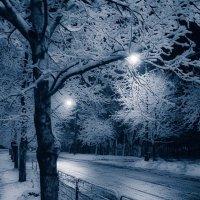 Первый снег :: Serge Golos