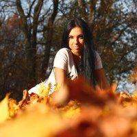 осень немым вопросом :: TatianaKenzo