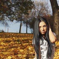 в милых глазах замрет :: TatianaKenzo
